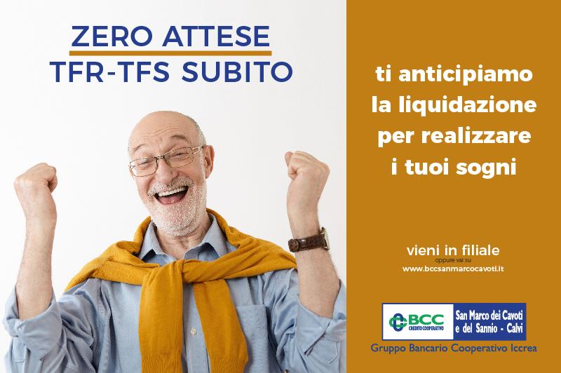 Anticipazione TFS-TFR